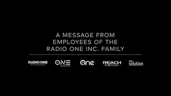 TV One TV Spot, 'I Am ONE' - Thumbnail 1