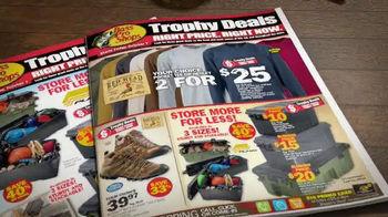 Bass Pro Shops Trophy Deals TV Spot, 'Tees, Totes, and Electric Smoker' - Thumbnail 2