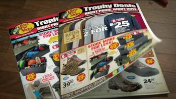 Bass Pro Shops Trophy Deals TV Spot, 'Totes, Boots, and Game Cameras'
