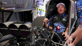 E3 Spark Plugs TV Spot, 'Funny Car' Featuring Robert Hight