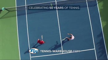 Tennis Warehouse TV Spot, 'K-Swiss: 50 Years of Tennis' - Thumbnail 3