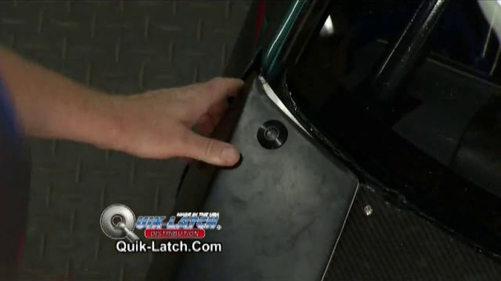 Quik-Latch Mini Latch TV Commercial, 'Highly Versatile'