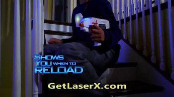 Laser X TV Spot, 'High Tech Tag'