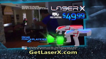 Laser X TV Spot, 'High Tech Tag' - Thumbnail 3