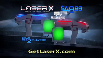 Laser X TV Spot, 'High Tech Tag' - Thumbnail 2