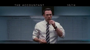 The Accountant - Alternate Trailer 34