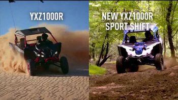 Yamaha YXZ1000R TV Spot, 'Unbeatable Performance'
