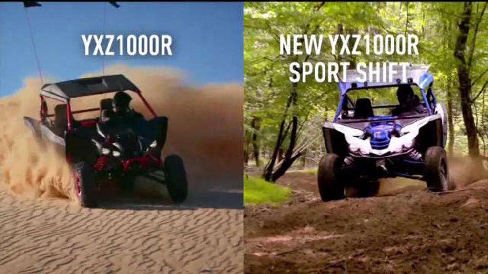 Yamaha YXZ1000R TV Commercial, 'Unbeatable Performance'
