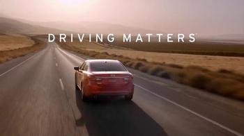 2017 Mazda6 TV Spot, 'Driving Matters: Feeling' - Thumbnail 10