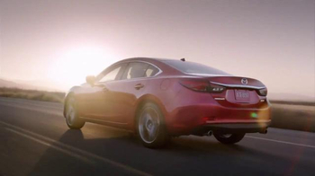 2017 Mazda6 TV Spot, 'Driving Matters: Feeling' - Thumbnail 9