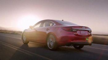 2017 Mazda6 TV Spot, 'Driving Matters: Feeling' [T1] - Thumbnail 9