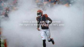 NFL Shop TV Commercial, 'Earn This Jersey' Featuring A.J. Green