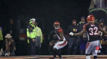 NFL Shop TV Spot, 'Earn This Jersey' Featuring A.J. Green - Thumbnail 3