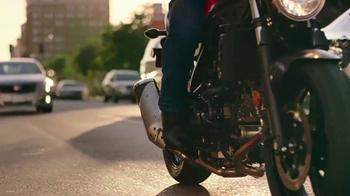 2017 Suzuki SV650 TV Spot, 'Undaunted' - Thumbnail 2