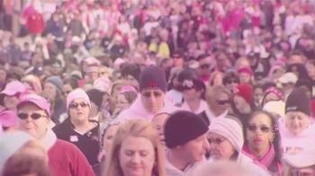 American Cancer Society TV Spot, 'ABC 7: 2016 Making Strides Walk' - Thumbnail 4
