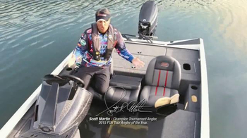 Ranger Boats TV Spot, 'Safety and Stability' Featuring Scott Martin - Thumbnail 1