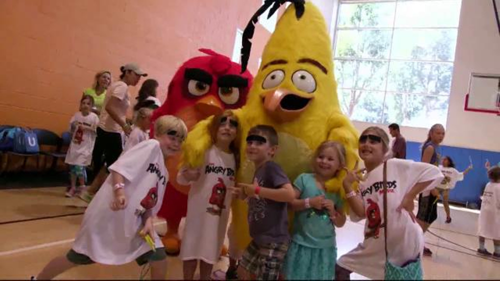 American Heart Association TV Commercial, 'Angry Birds' Featuring Chloe Sutton