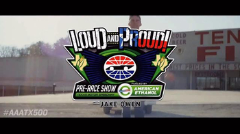 Texas Motor Speedway TV Spot, '2016 Texas 500 and Jake Owen' - 12 commercial airings