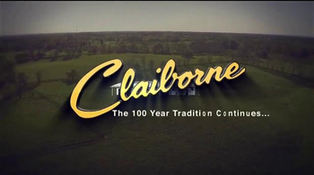 Claiborne Farm TV Spot, 'A Century of Success' - Thumbnail 10