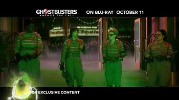 Ghostbusters Home Entertainment TV Spot