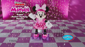 Disney Junior Super Roller-Skating Minnie TV Spot, 'Twirl With Me'