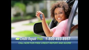 Credit Repair Pros TV Spot, \'Significant Improvements\'