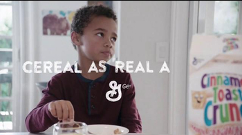 General Mills TV Spot, 'As Real As Kids: Big Head' - Thumbnail 6