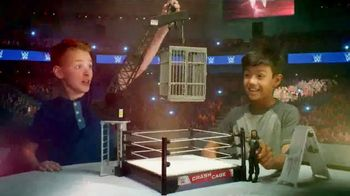 WWE Crash Cage Playset TV Spot, 'New Heights'