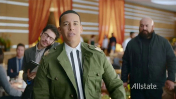 Allstate TV Spot, 'Daddy Yankee y Drivewise' [Spanish] - 8521 commercial airings