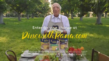 Dine With Rana Sweepstakes TV Spot, 'Anthem' - Thumbnail 6