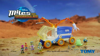Miles From Tomorrowland Mission Rover TV Spot, 'Searching for Aliens' - Thumbnail 10
