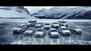 2017 Mercedes-Benz CLA 4MATIC TV Spot, 'The Elements' - 20 commercial airings
