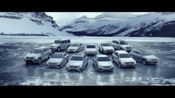 2017 Mercedes-Benz CLA 4MATIC TV Spot, 'The Elements' - 20 commercial airings