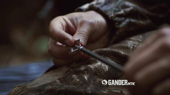 Gander Mountain TV Spot, 'The Hunt Is On: Fieldwear & Blind'