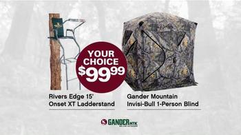 Gander Mountain TV Spot, 'The Hunt Is On: Fieldwear & Blind' - Thumbnail 5
