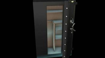 SnapSafe Modular Vaults TV Spot, 'Security Features' - Thumbnail 2