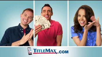 TitleMax TV Spot, 'Uno, dos y tres' [Spanish] - Thumbnail 2