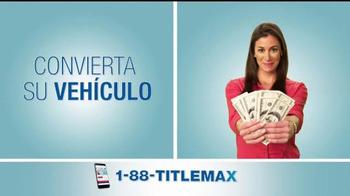 TitleMax TV Spot, 'Uno, dos y tres' [Spanish] - Thumbnail 3