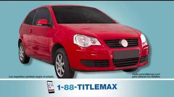 TitleMax TV Spot, 'Uno, dos y tres' [Spanish] - Thumbnail 7