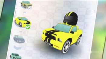 Top Gear: Race the Stig TV Spot, 'Head to Head' - Thumbnail 3