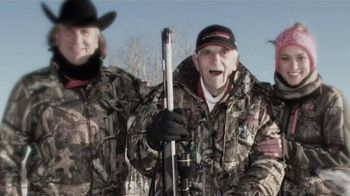 Cabela's TV Spot, 'All for This: Generations' Featuring Jim & Eva Shockley - 241 commercial airings