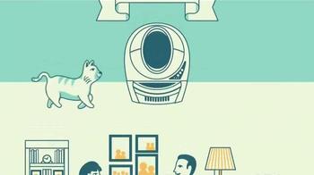 Litter-Robot TV Spot, 'Fully Automated' - Thumbnail 1