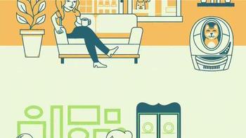 Litter-Robot TV Spot, 'Fully Automated' - Thumbnail 4