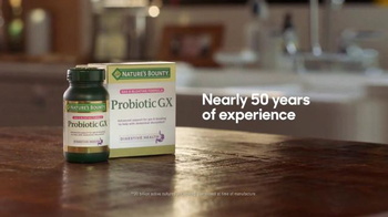 Nature's Bounty Probiotic GX TV Spot, 'Better Off Healthy: Stuck' - Thumbnail 8