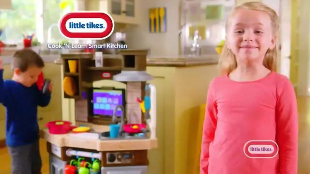 Little Tikes Cook N Learn Smart Kitchen Tv Commercial Cooking Up Fun Video