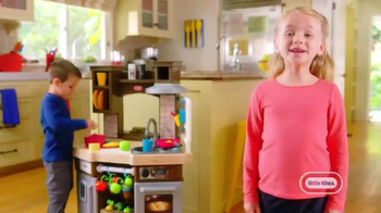 Little Tikes Cook 'n' Learn Smart Kitchen TV Spot, 'Cooking Up Fun' - Thumbnail 1