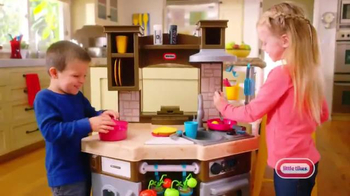 Little Tikes Cook 'n' Learn Smart Kitchen TV Spot, 'Cooking Up Fun' - Thumbnail 2