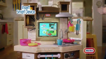 Little Tikes Cook 'n' Learn Smart Kitchen TV Spot, 'Cooking Up Fun' - Thumbnail 4