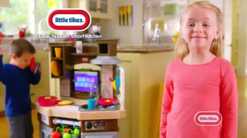 Little Tikes Cook 'n' Learn Smart Kitchen TV Spot, 'Cooking Up Fun' - Thumbnail 5