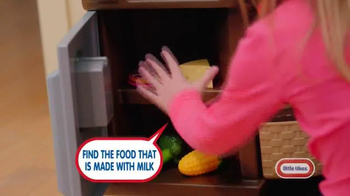 Little Tikes Cook 'n' Learn Smart Kitchen TV Spot, 'Cooking Up Fun' - Thumbnail 6